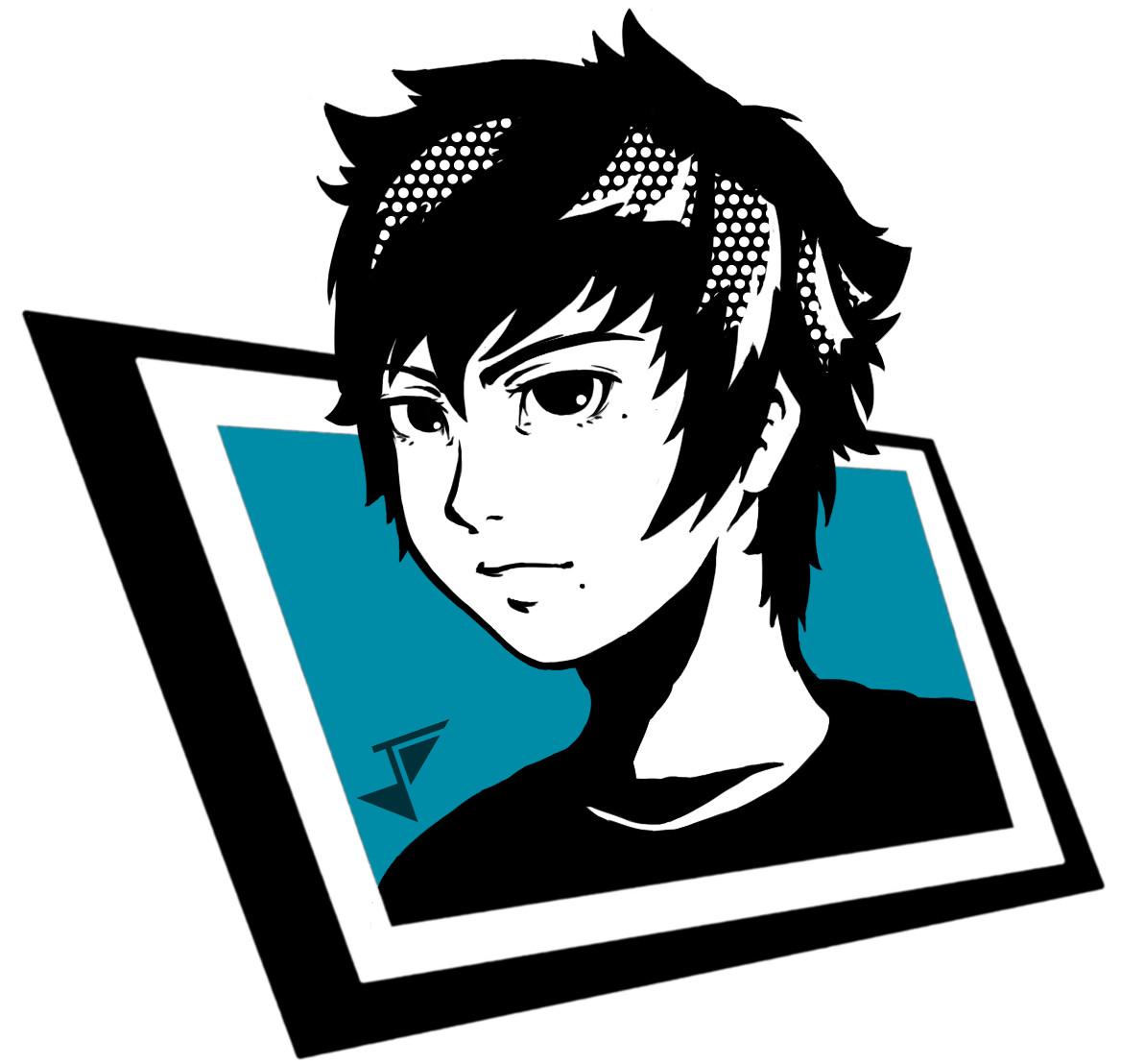 ArtStation - Persona 5 SNS / IM Avatar Commissions, Ian Matining