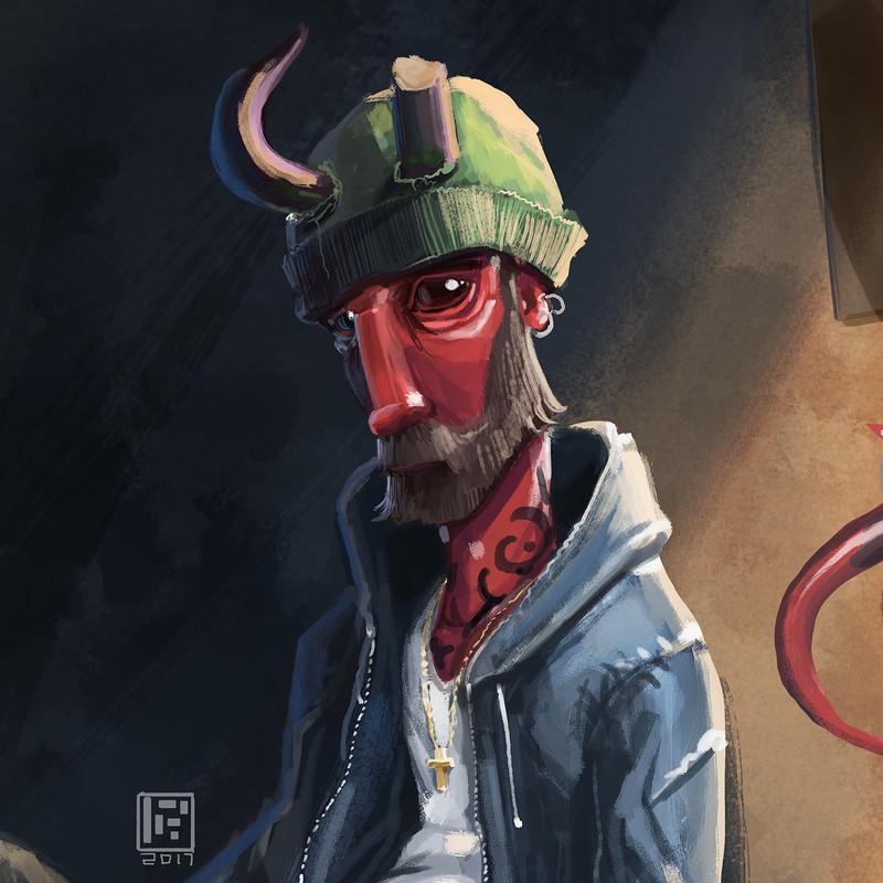 Hobo Devil