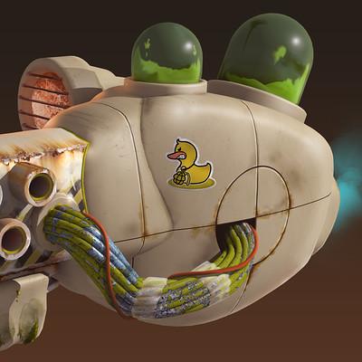 Konstantin vohwinkel bio gun design 3