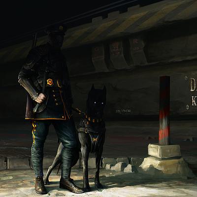 Evozon game studio police
