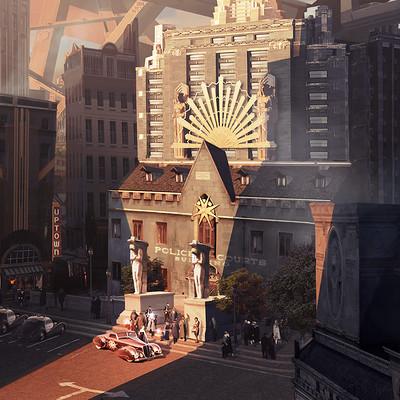 Evozon game studio dp city