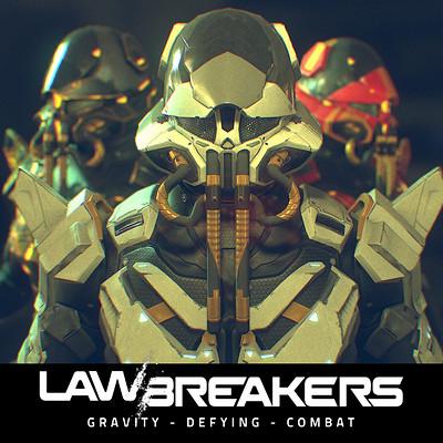 Evozon game studio lawbreakers evozon helix icon