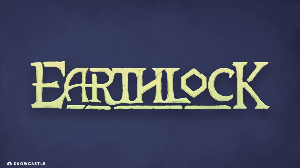 The final logo for the Switch-edition. We removed the sub-title making the design a lot more streamlined.