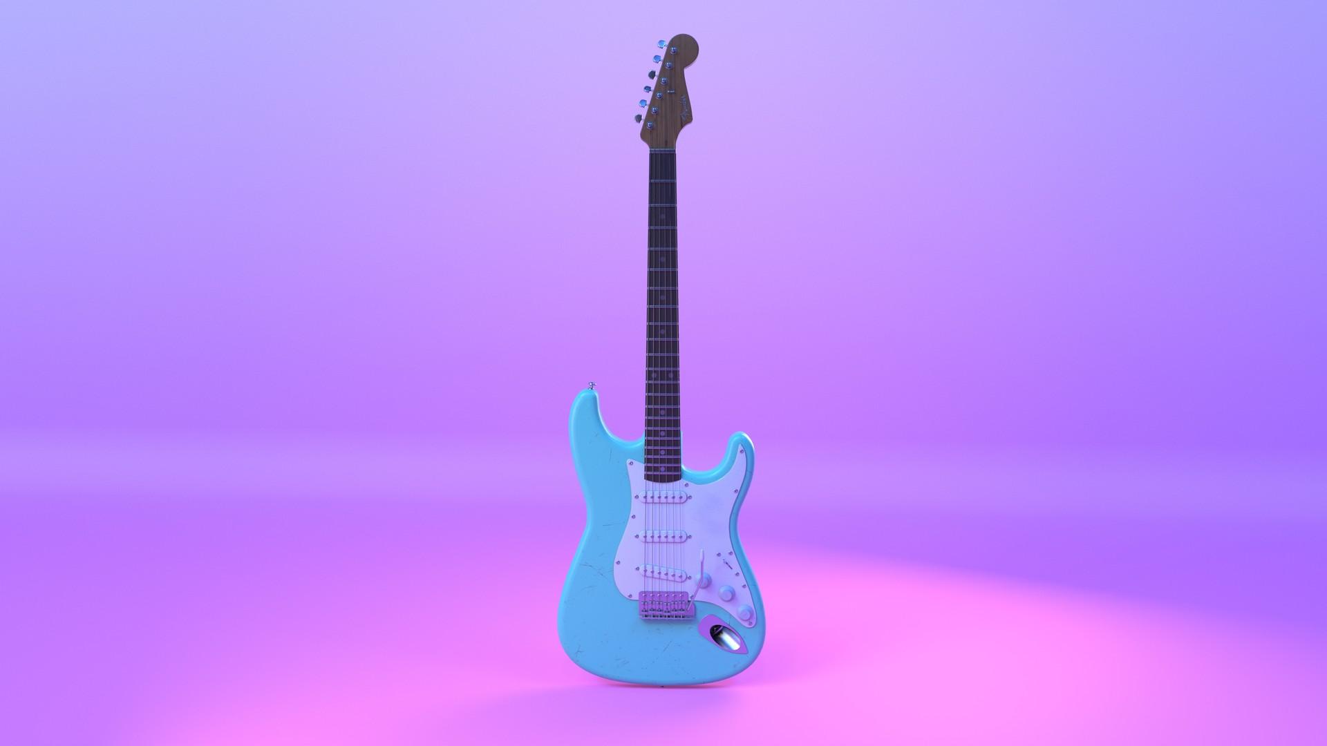 Andrew moore guitar front 4k