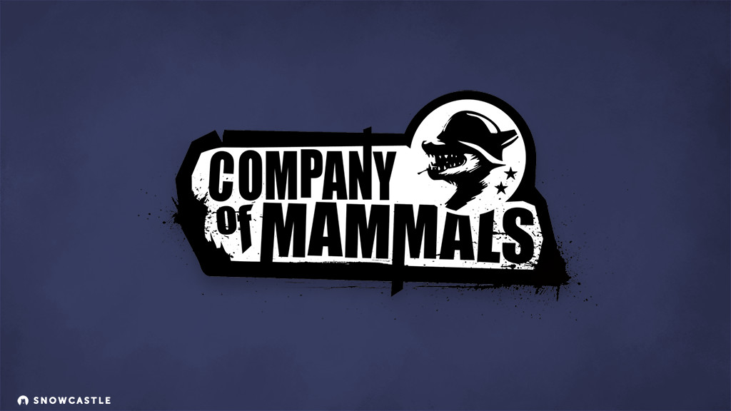 Company of Mammals Logo design