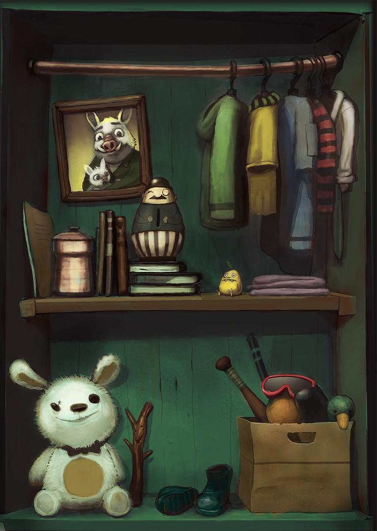Gnart's Wardrobe