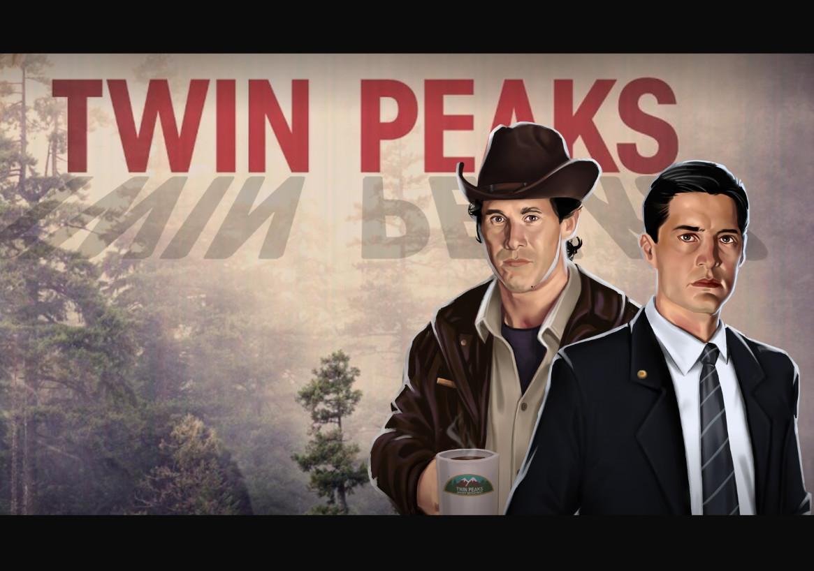 Twin Peaks Fanart Game