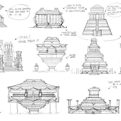 Dennis van kessel building structure shape exploration
