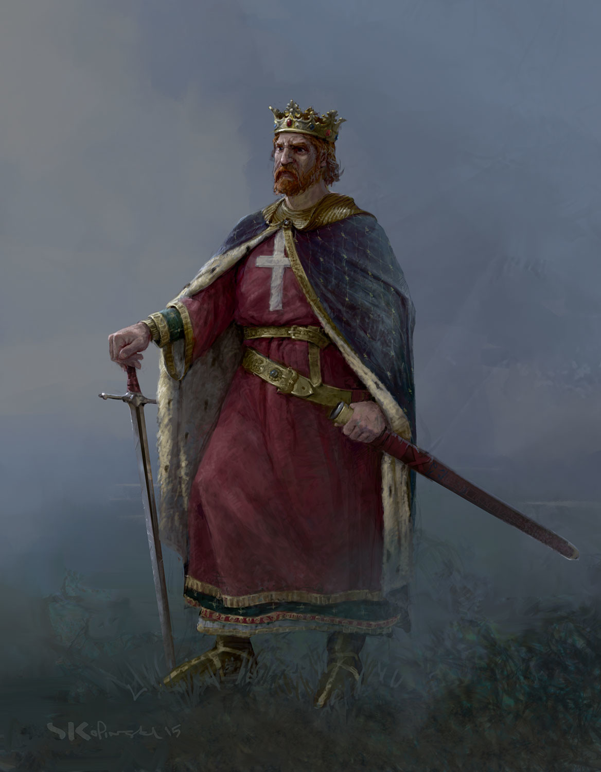 King Richard The Lionheart