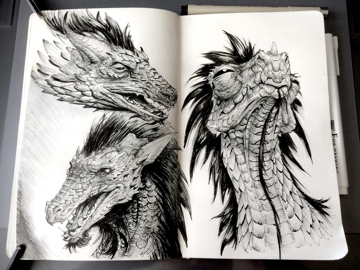 Miro petrov image8 dragons