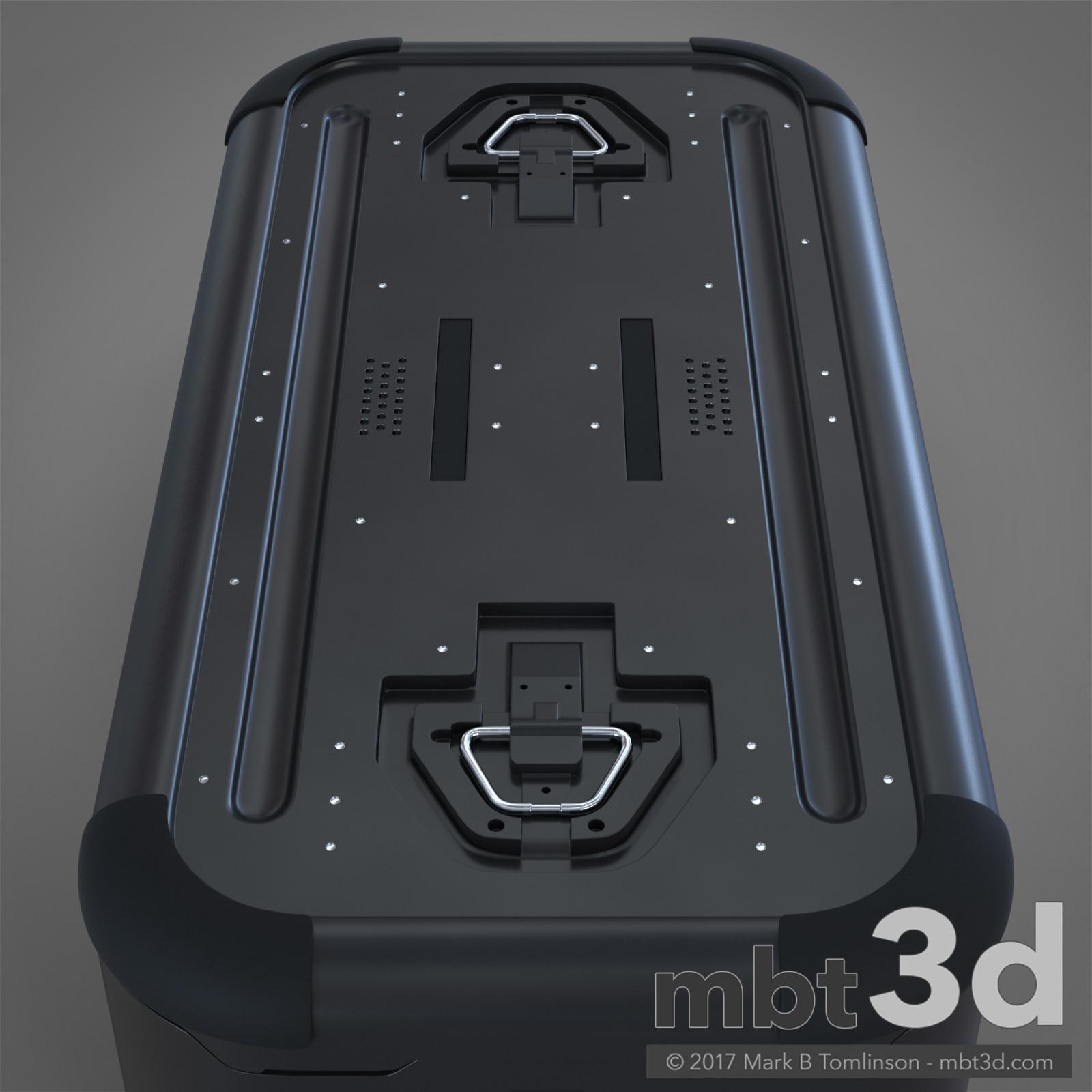 Mark b tomlinson box as box 5