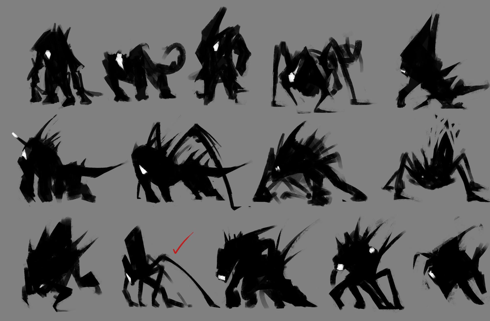 Nicolas morales 23 cdc challenge silhouettes