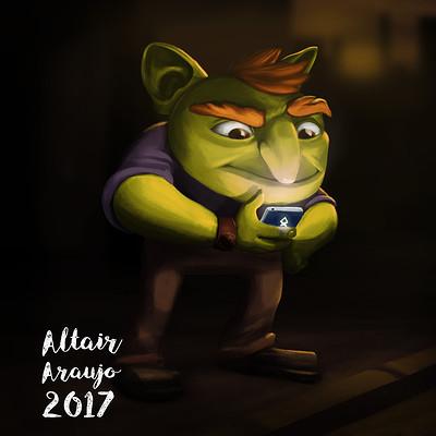 Altair araujo goblin2