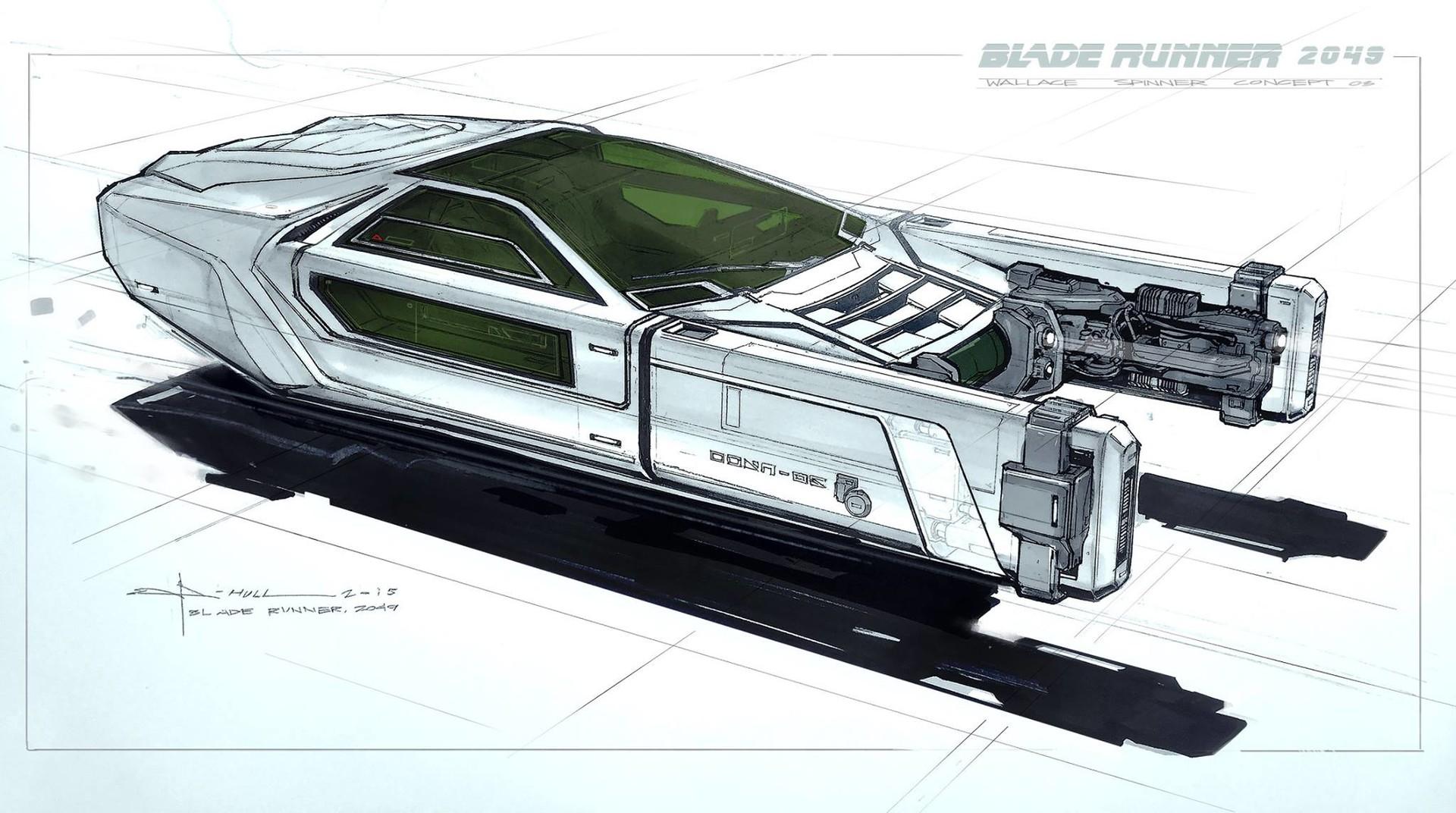 artstation blade runner 2049 concept art george hull. Black Bedroom Furniture Sets. Home Design Ideas