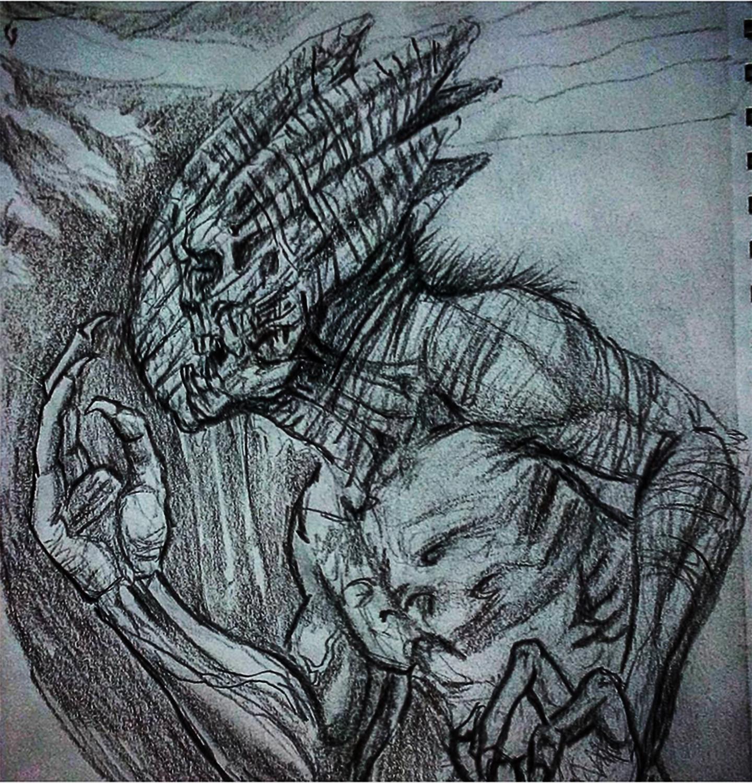 Fabricio rezende alien