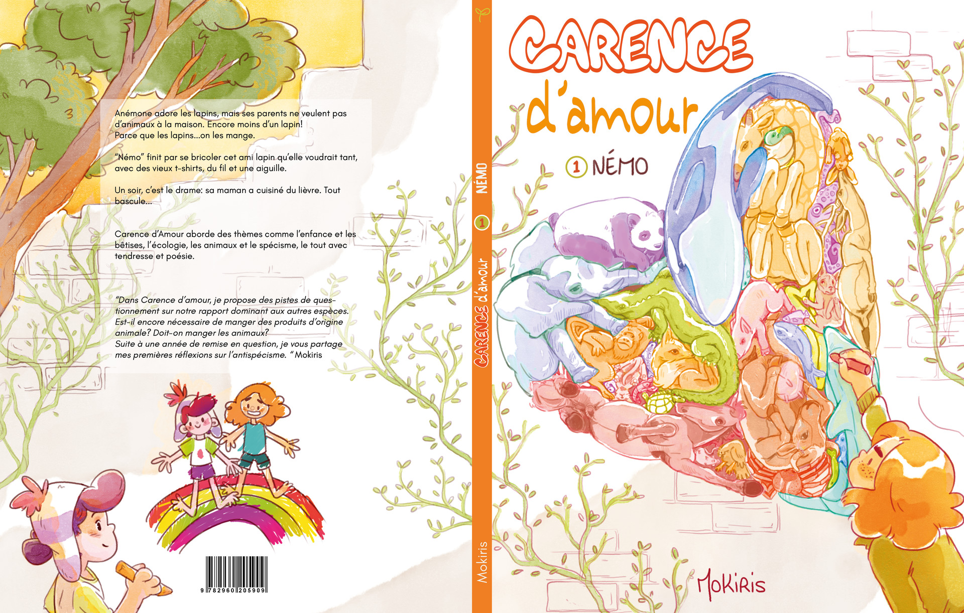 Clemence gregoire cdacouverture