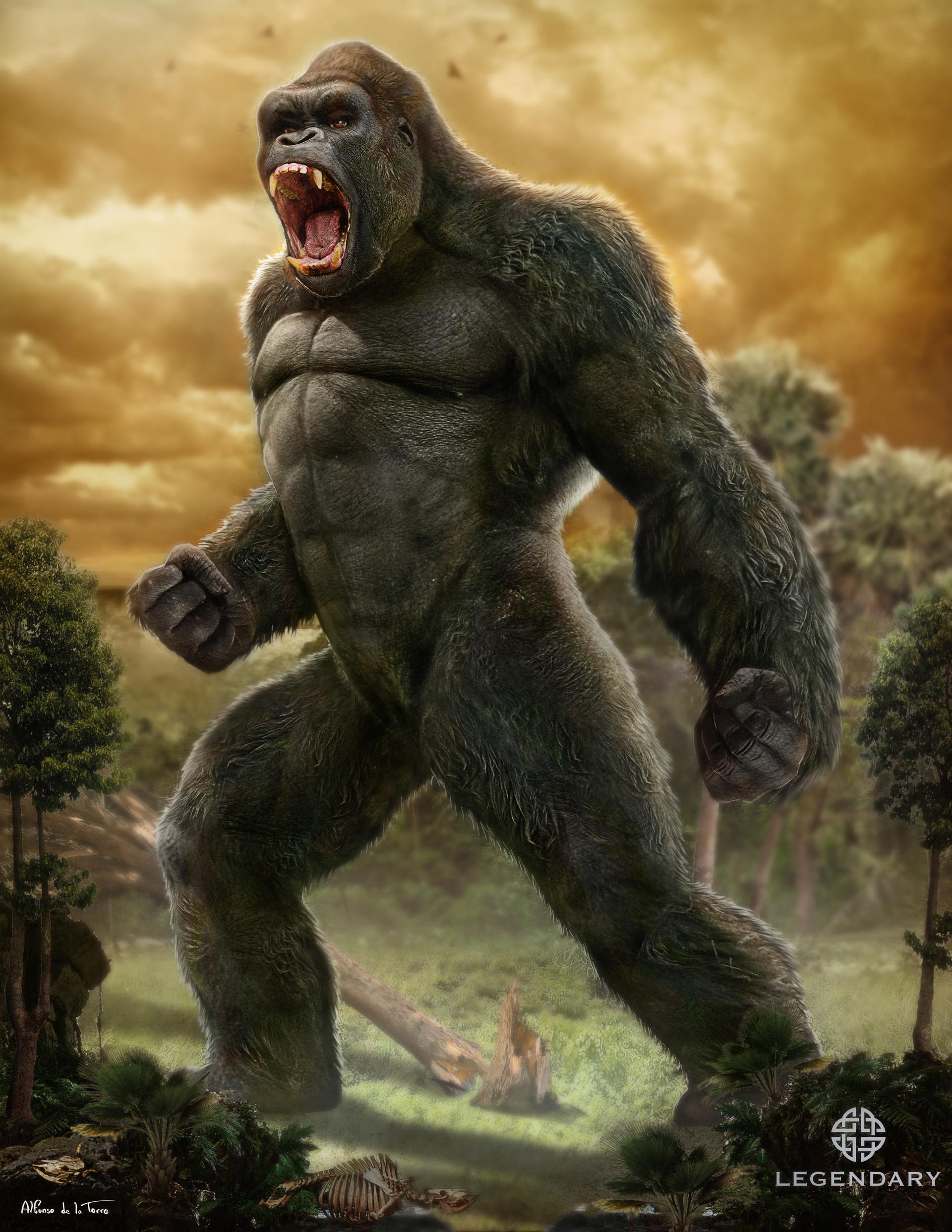 A Natural History Of Skull Island Baby Kong
