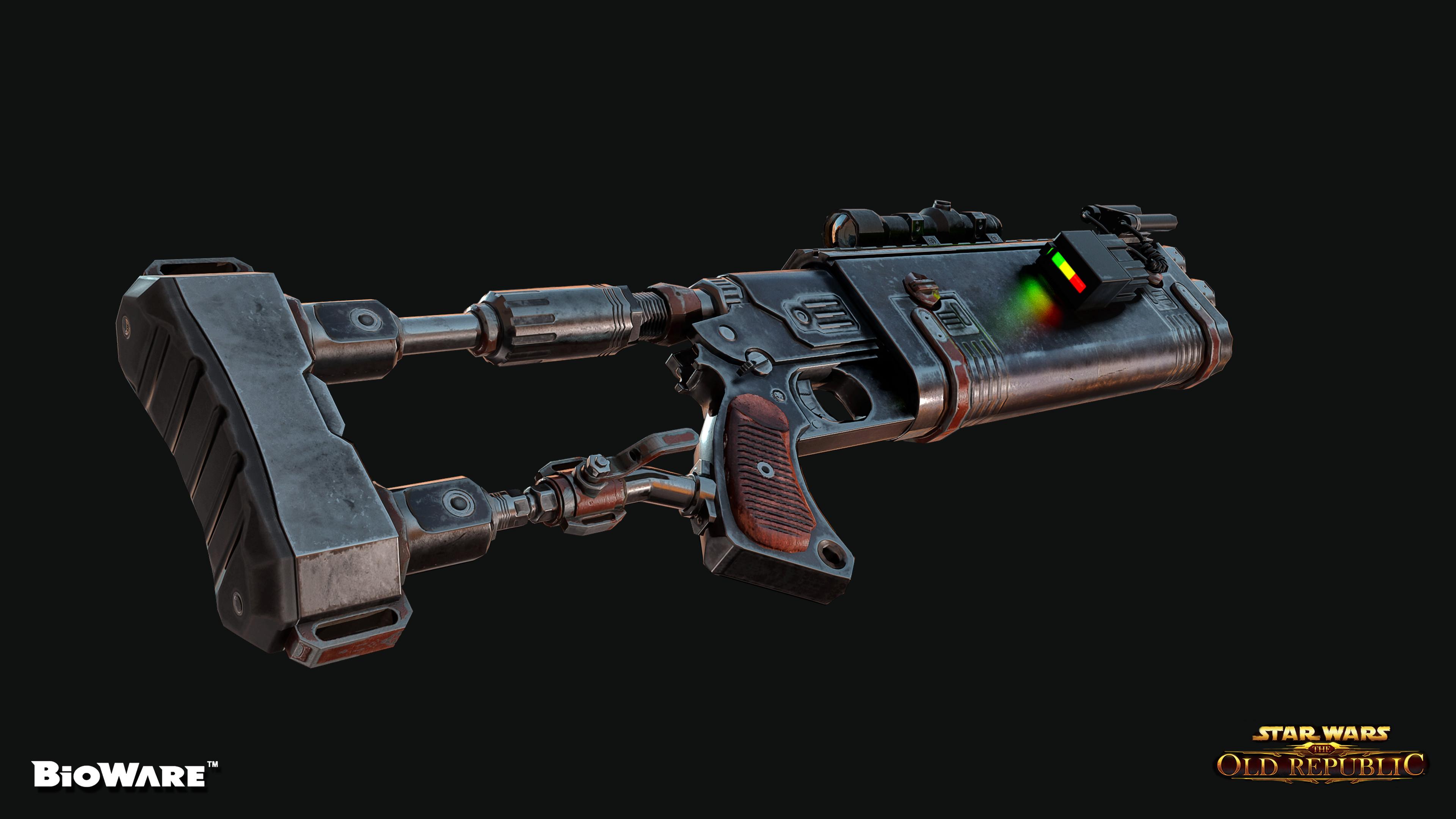 Scorpion TK Rifle