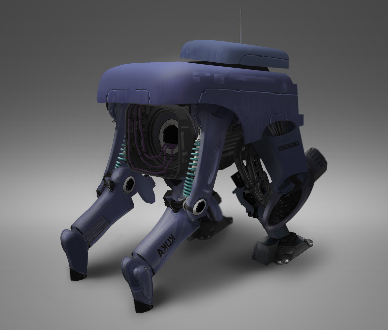 Old Surveillance Bot