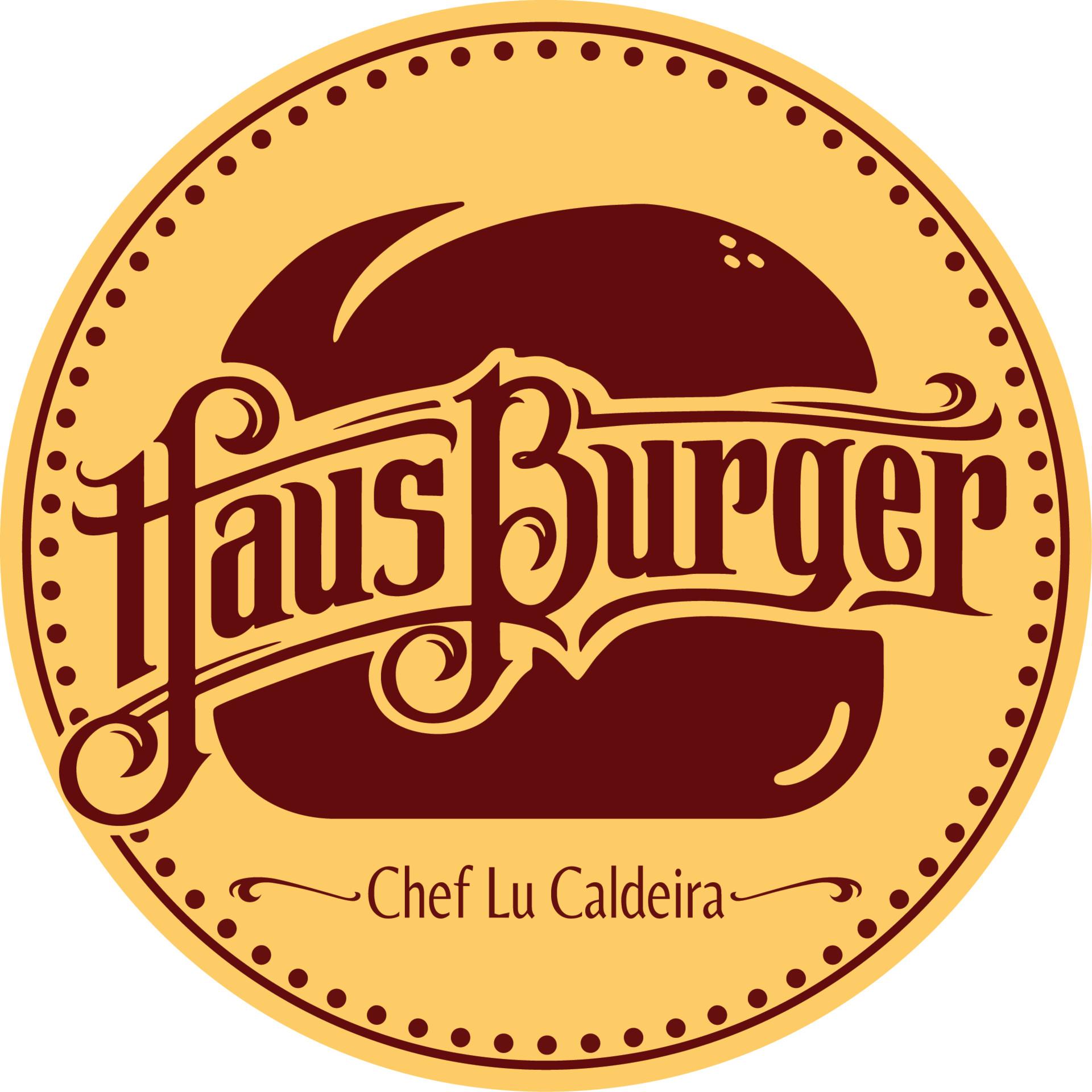 Alexandre Rosa Haus Burger Logo Design