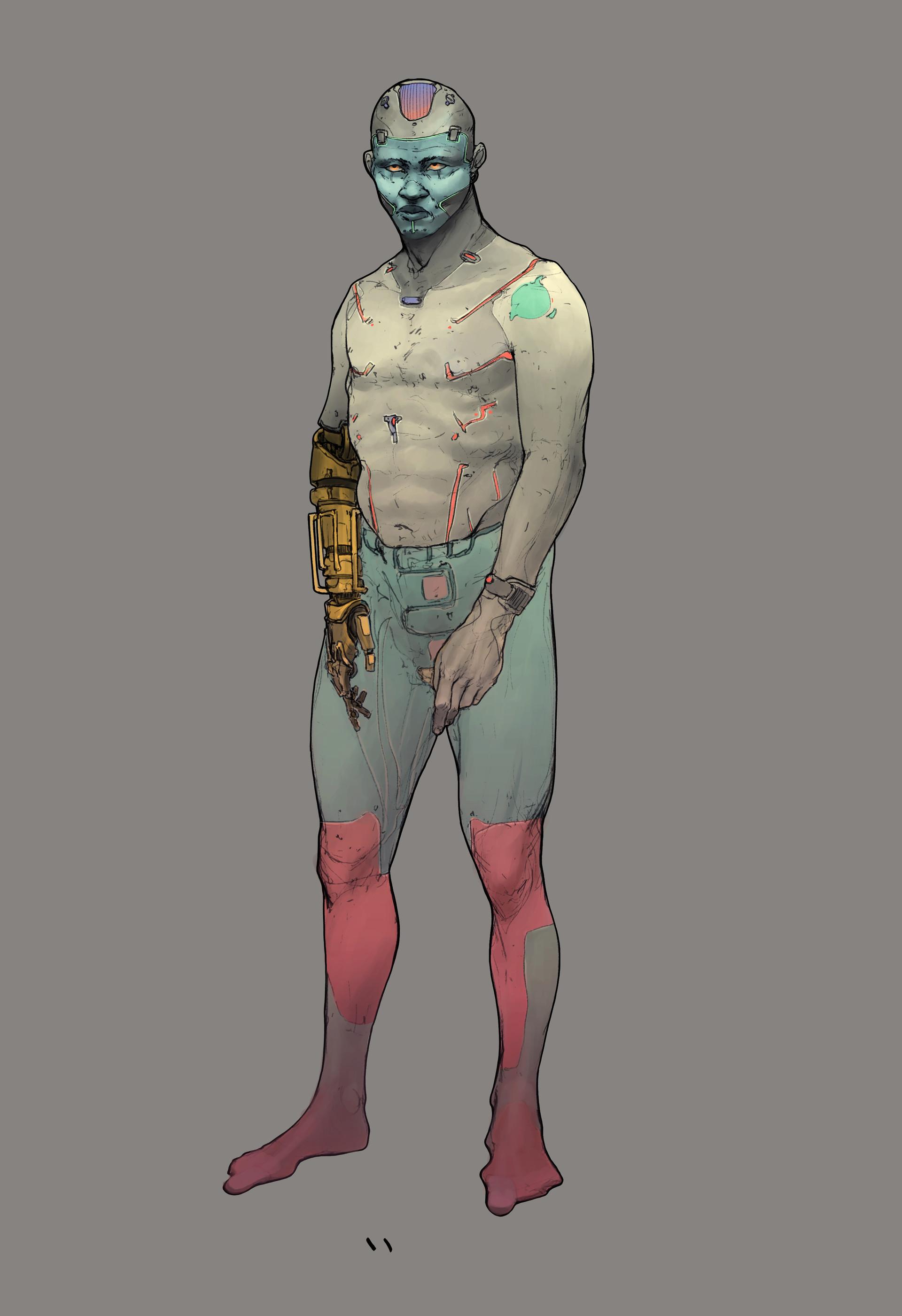 Tano bonfanti character