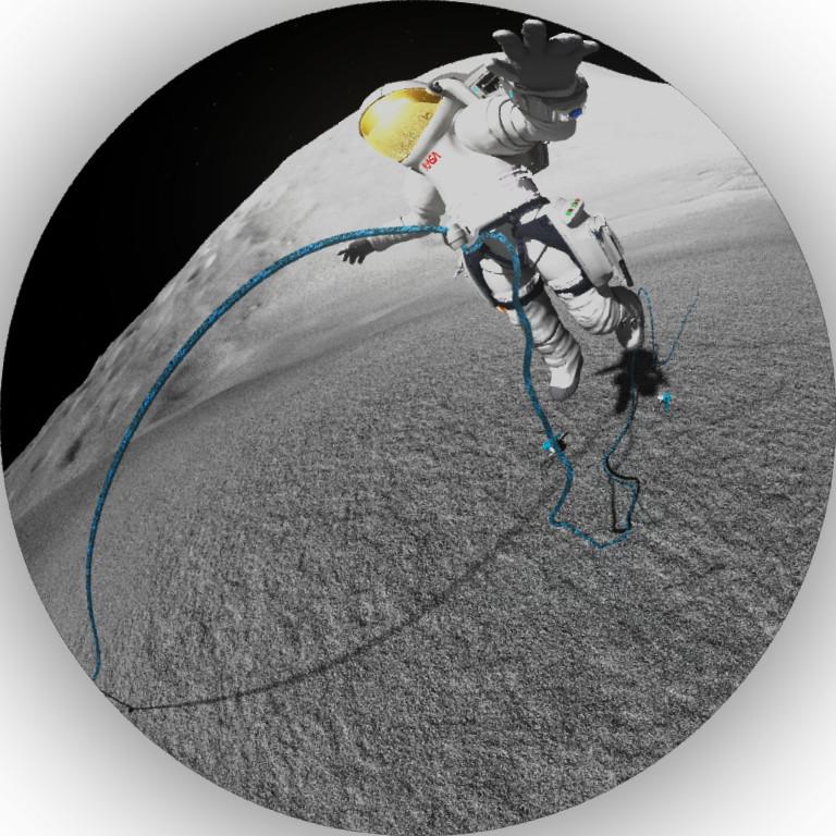 Glen johnson erosastronaut1
