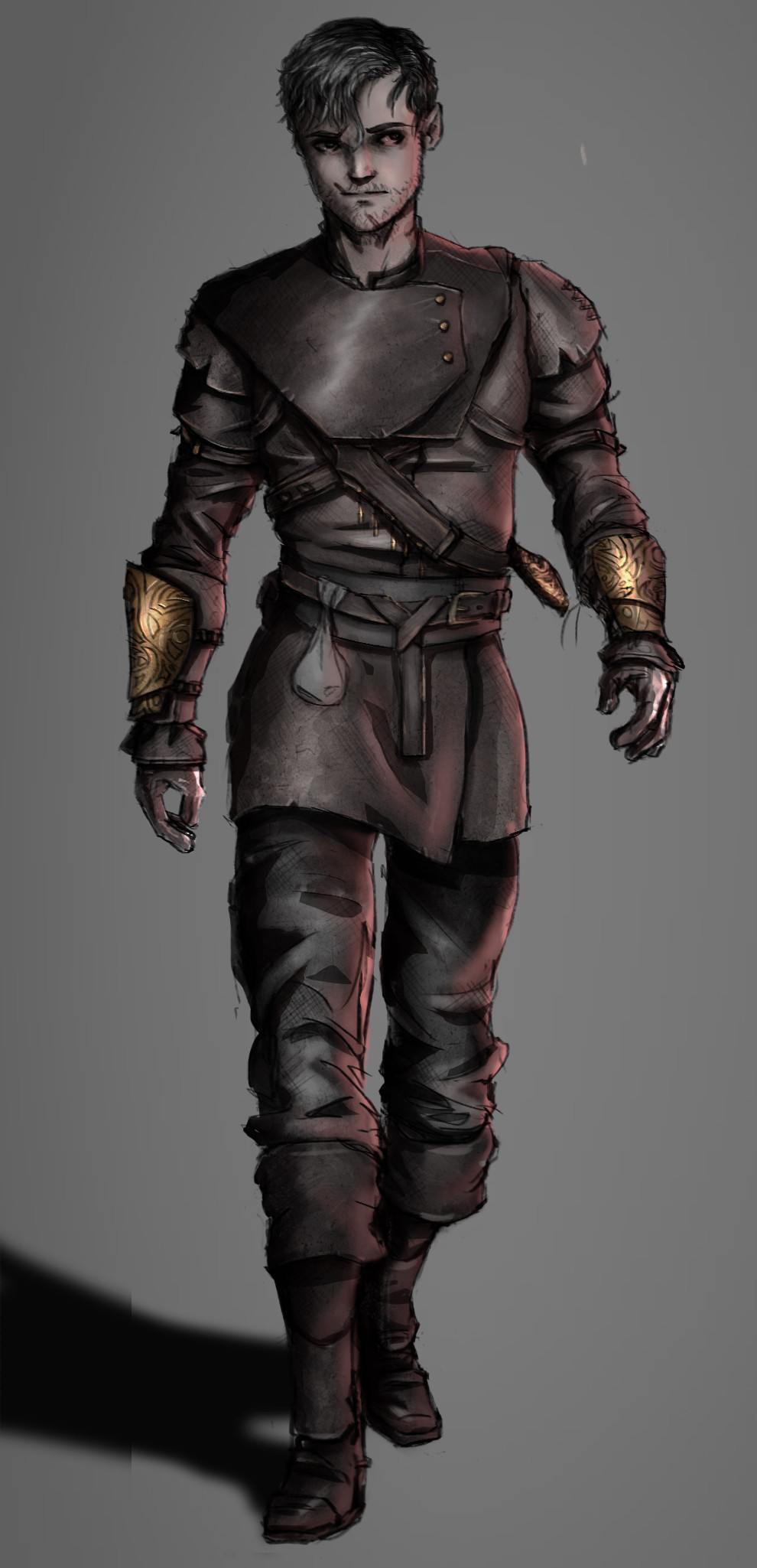 Kurtis knight concept art kutersingle