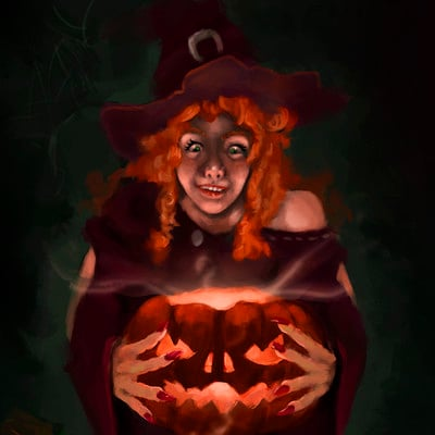 Euller pacheco ginger lara witch png