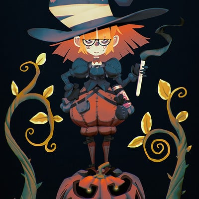 Alexis rives witch04