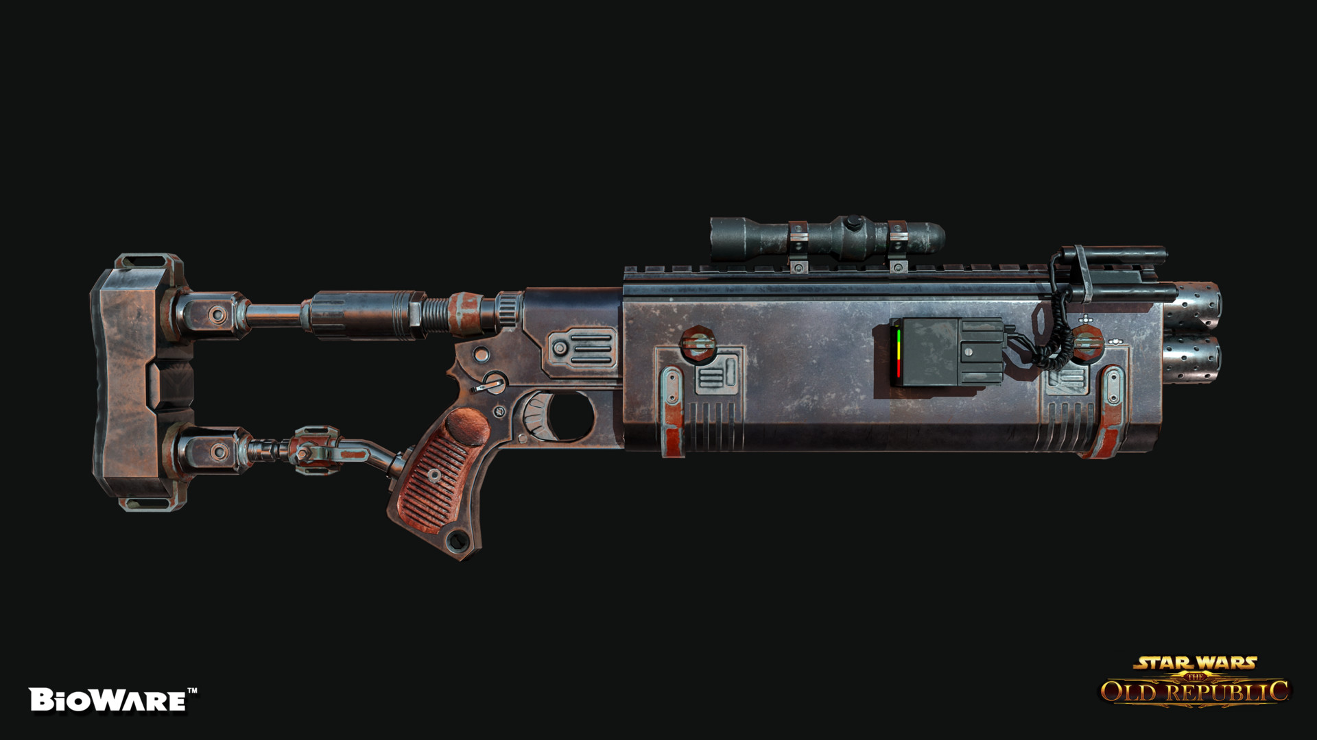 Scorpion TK Rifle