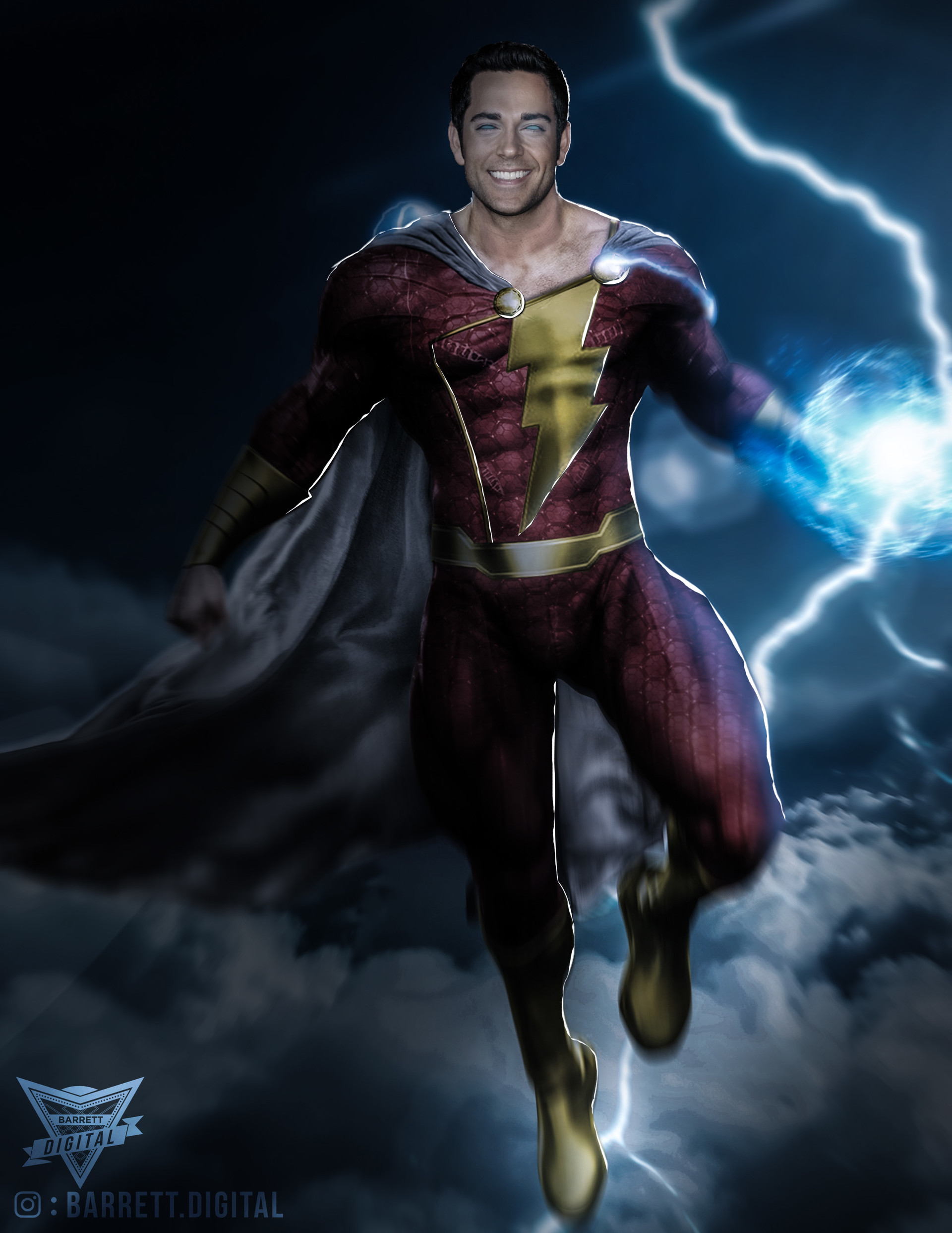 """The OFFICIAL """"SHAZAM"""" movie thread - JULY 2016...or ..."""