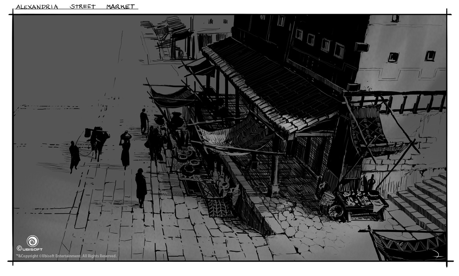 Martin deschambault aco city market sketch mdeschambault