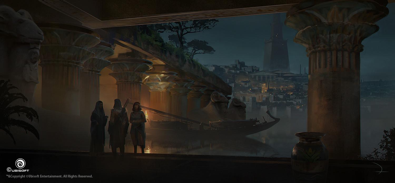 Martin deschambault aco meeting cleopatra in secret mdeschambault