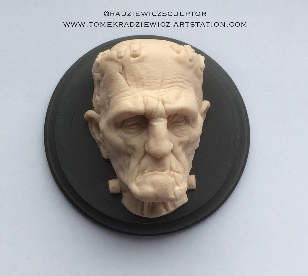 Frankenstein/cast resin