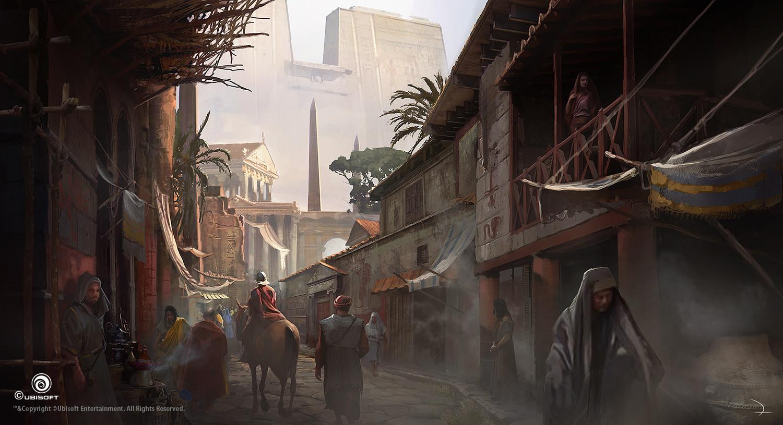 Martin deschambault aco mix greek egyptian streetview mdeschambault