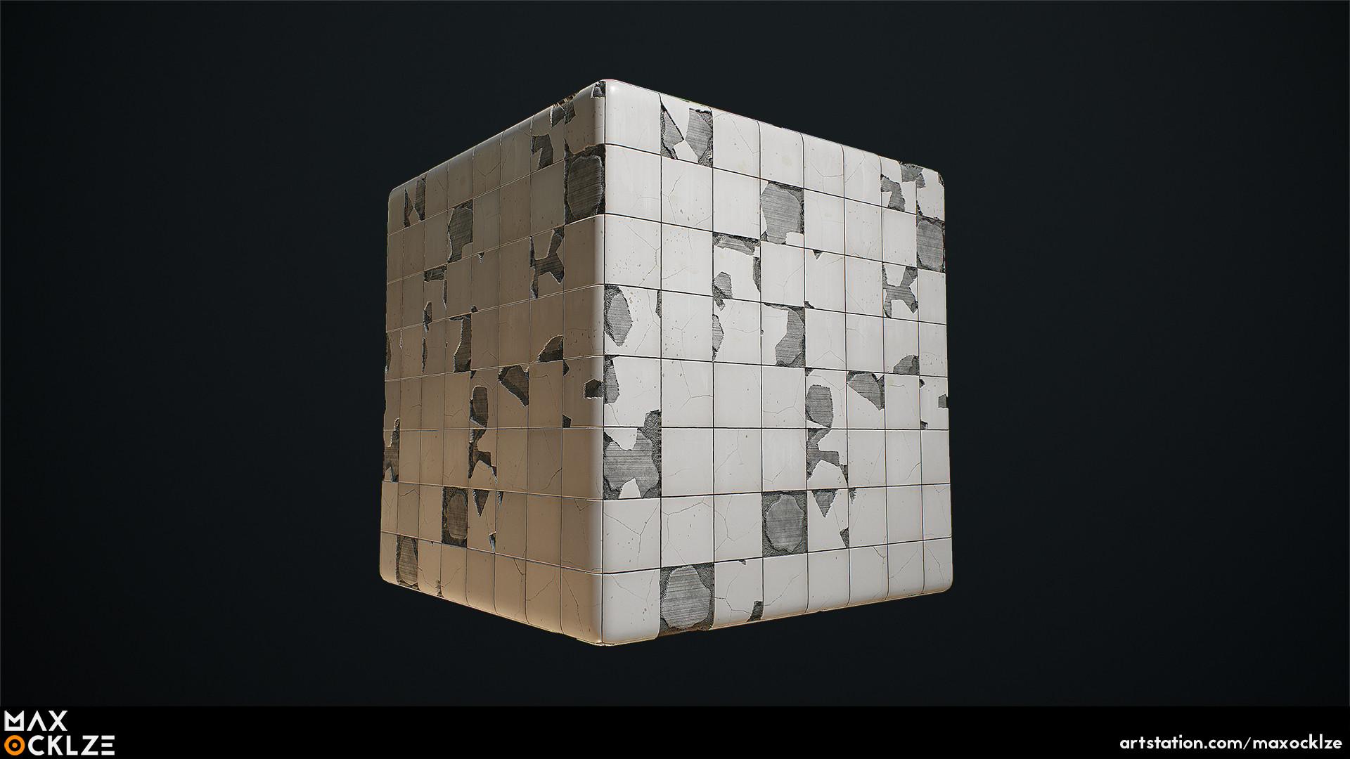 Max ocklze broken tiles 2