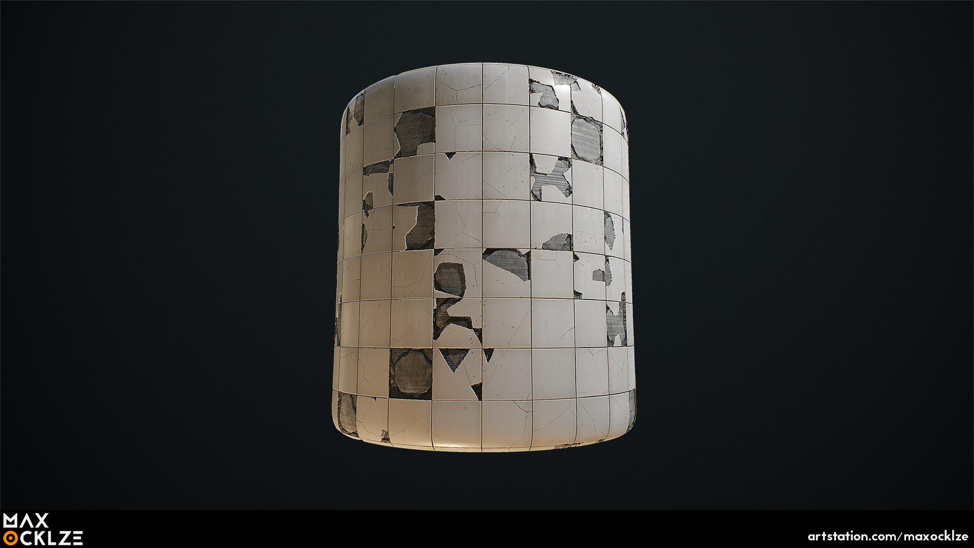 Max ocklze broken tiles 1