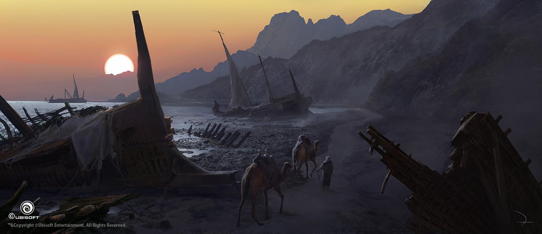 Martin deschambault aco coast shipwreck mdeschambault