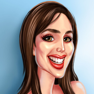 Patricia vasquez de velasco cartoon art