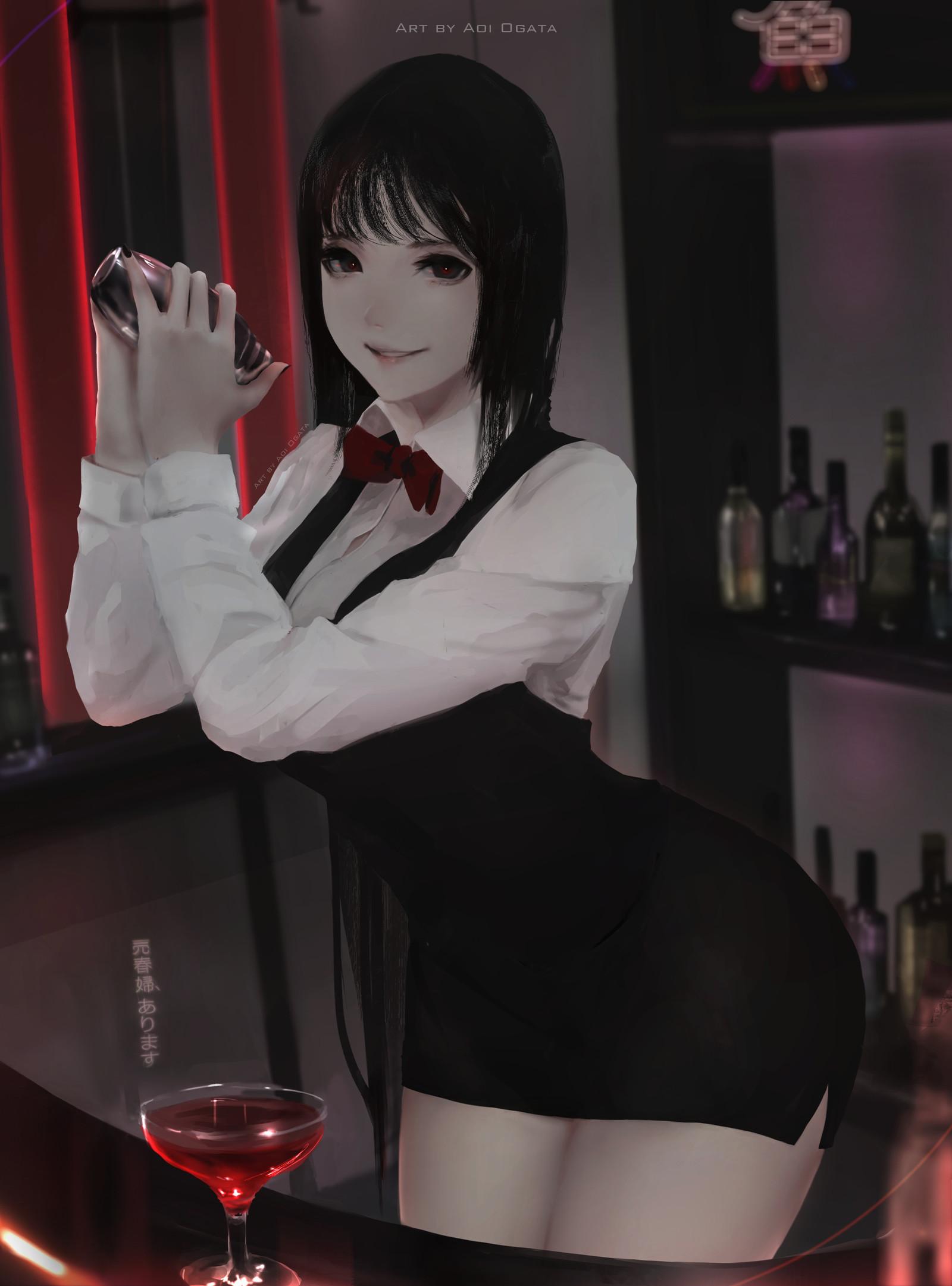 Aoi ogata bartender41