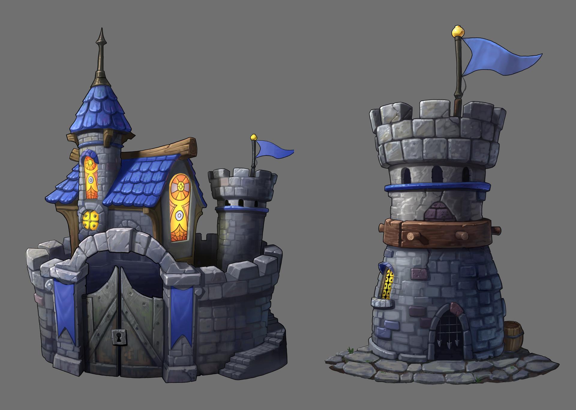Lloyd hoshide bluebuildings