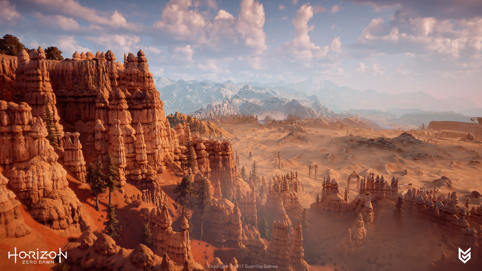 Lukas kolz shadow carja territory based on bryce canyon utah