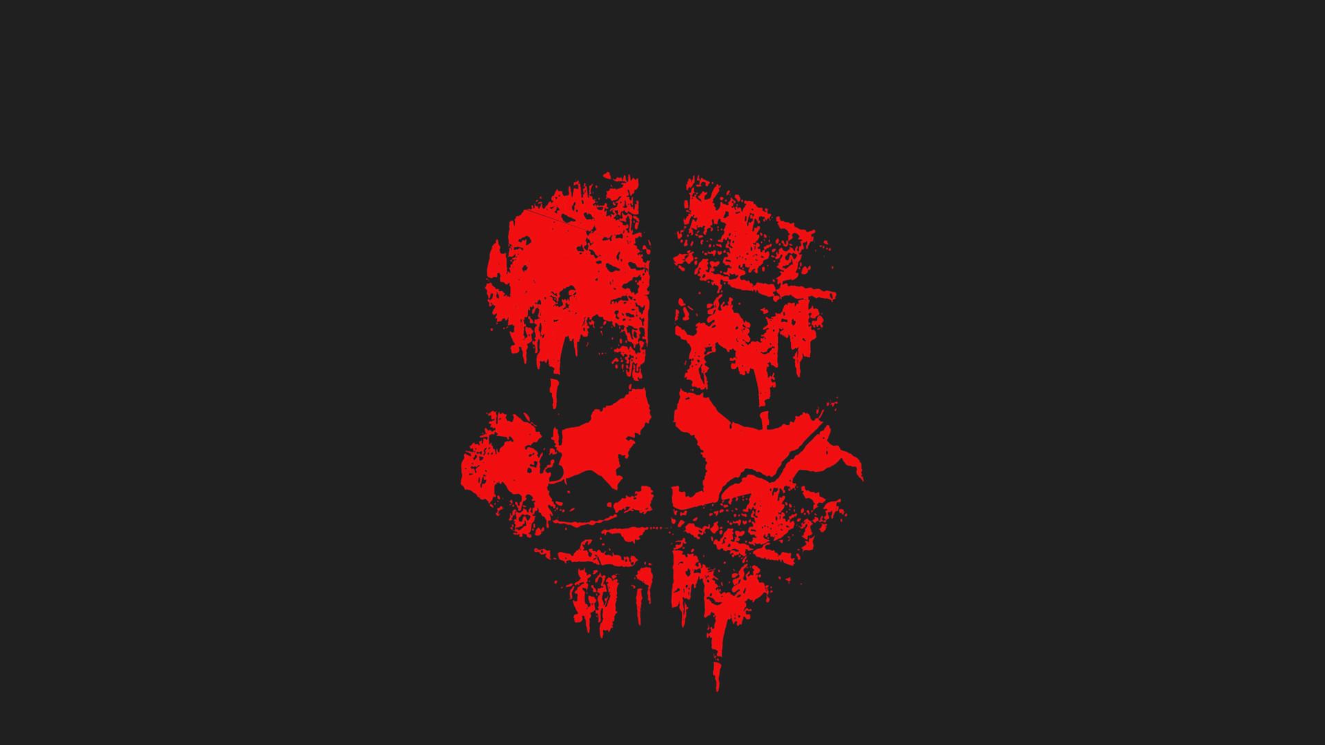 Artstation Ghost S Mask Call Of Duty Ghost Craig Cyrax
