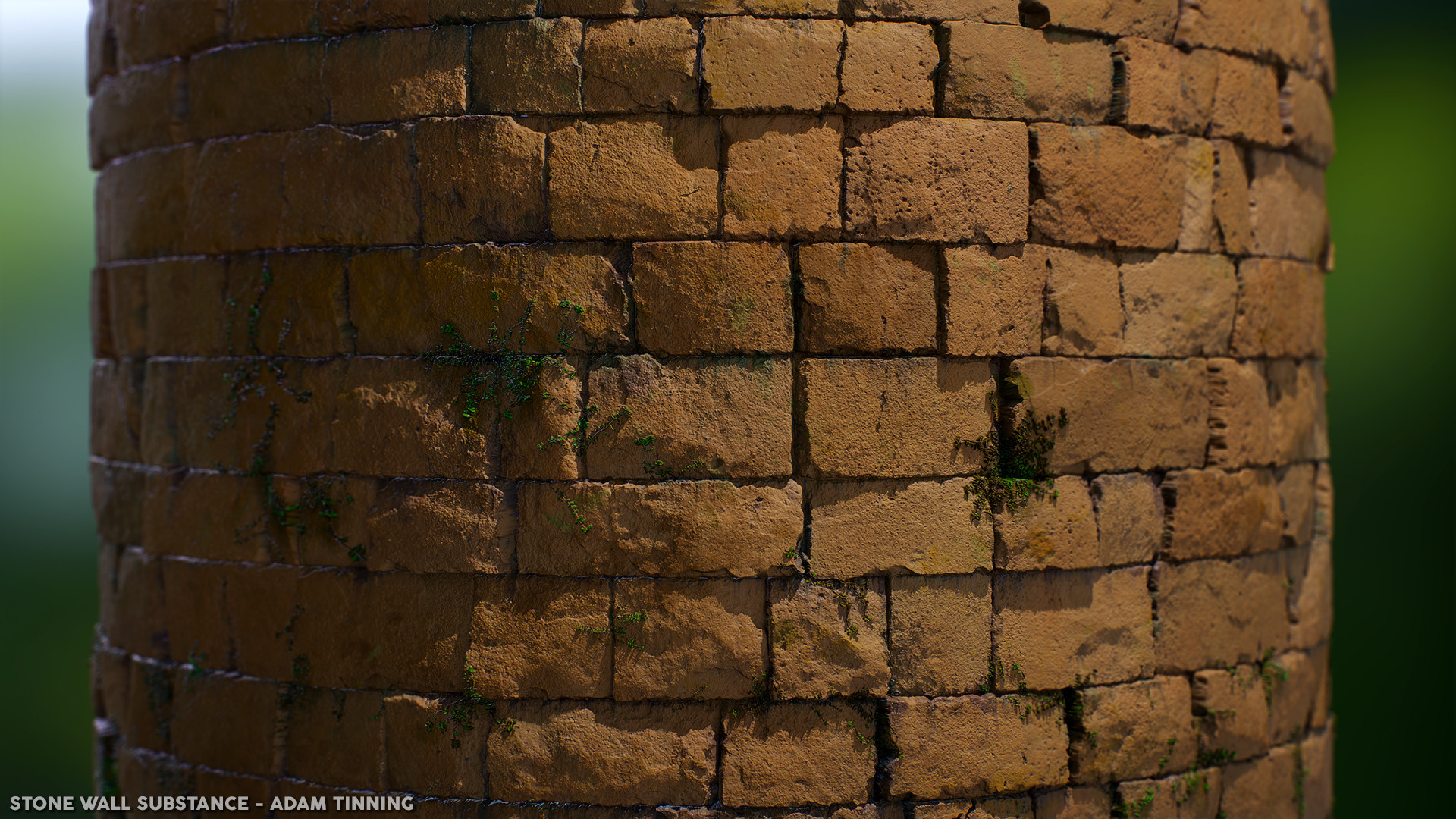 Adam tinning stonewall render 04
