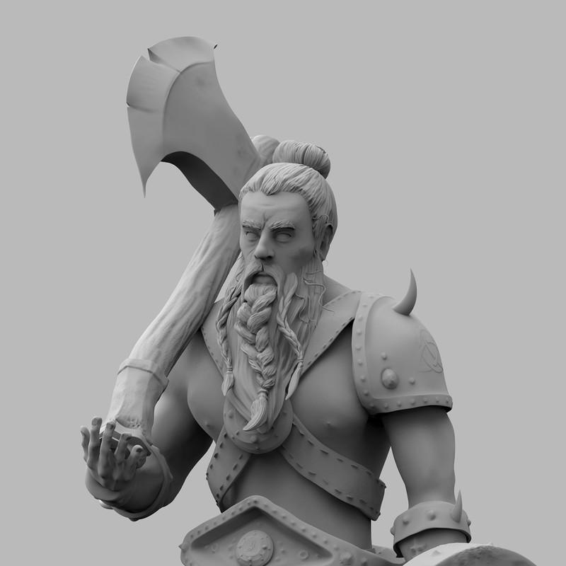 Torben-Bear of Thor