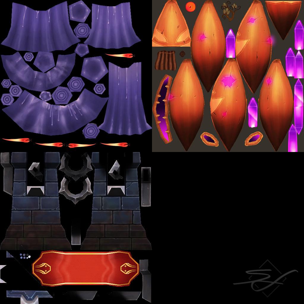 Sebastian irmer halloween texturen 01