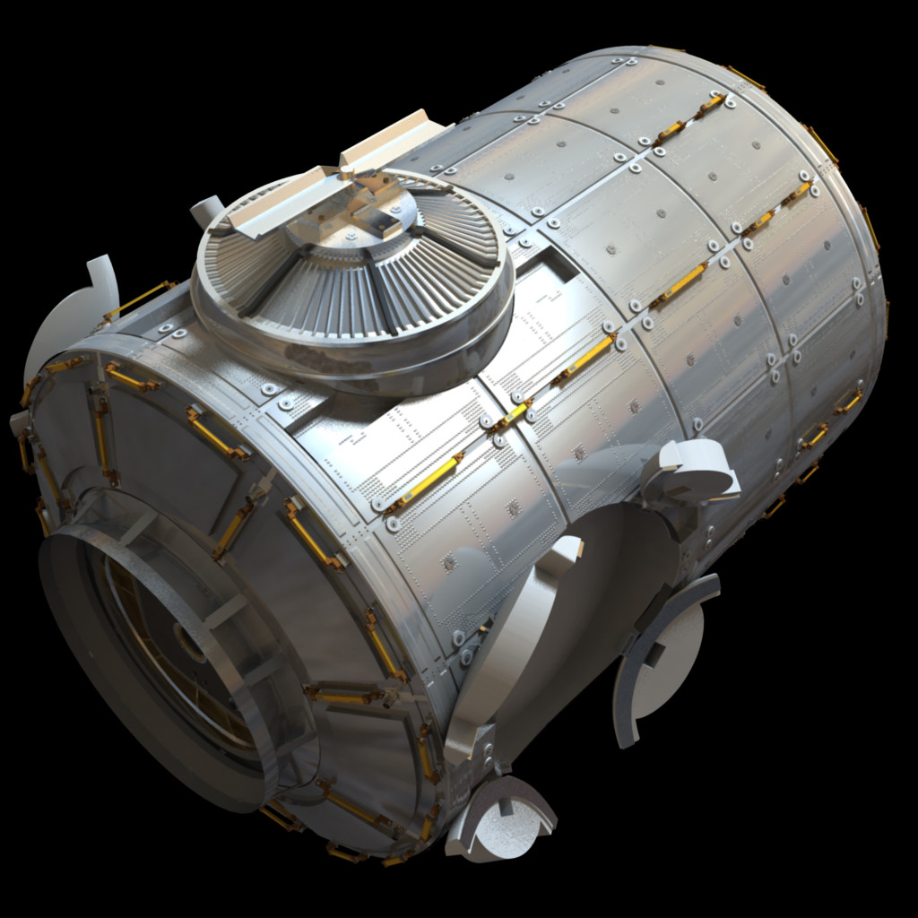 ISS Modules