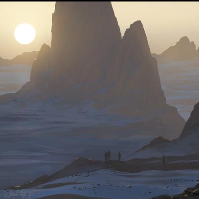 Raphael lacoste black desert by raphael lacoste