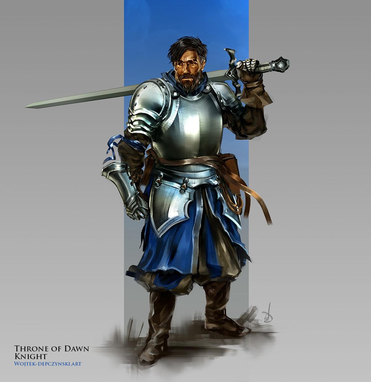 Wojtek depczynski knight2