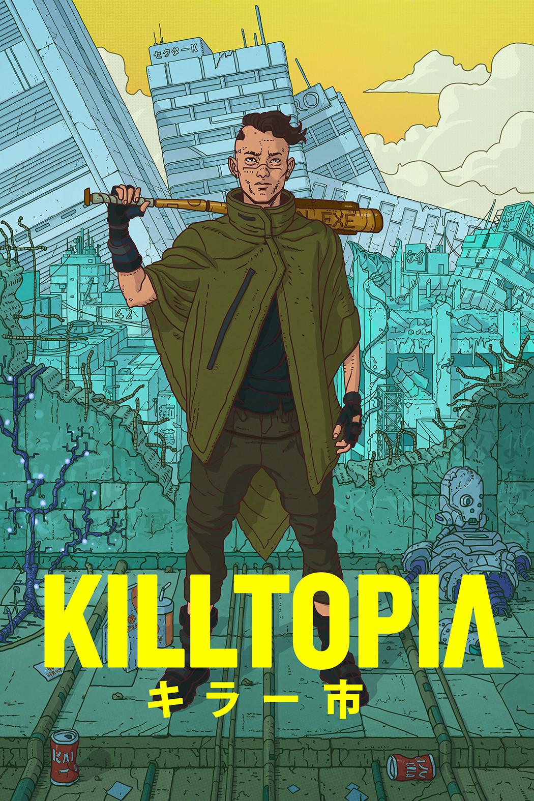 Killtopia: Shinji